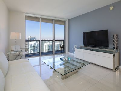 Flashstay | Penthouse Downtown | Spa Resort | - Apartment for 4 people in Miami