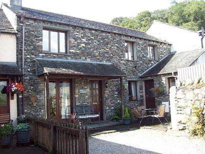 Photo for Stunning Lakeland cottage Near Keswick - Superb views ** 4 star  . Sorry no pets