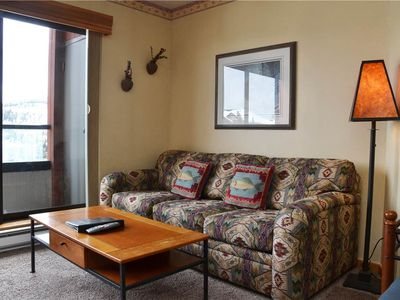 Photo for Beaver Run Resort: 0.5 BR / 1 BA condo in Breckenridge, Sleeps 4