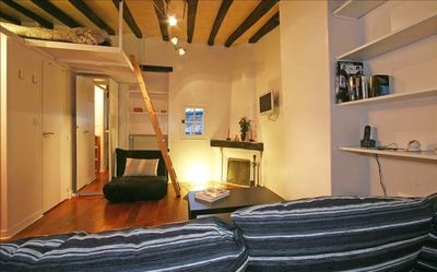 Photo for Charming and Historic Studio in the Heart of Rue Mouffetard
