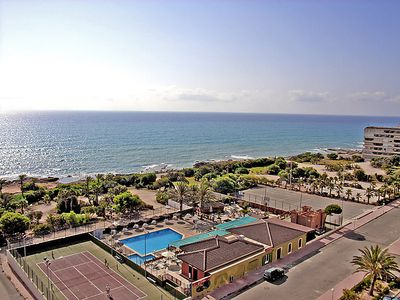 Photo for Apartment Miramar IV  in Torrevieja, Costa Blanca - 5 persons, 2 bedrooms