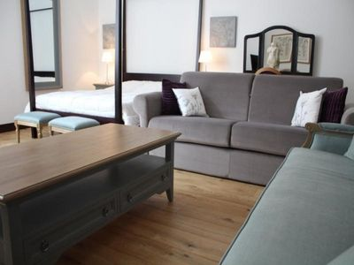Photo for Apartment Rochefort, studio flat, 4 persons