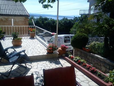 Photo for 2BR Apartment Vacation Rental in Riviera Crikvenica, Riviera Crikvenica