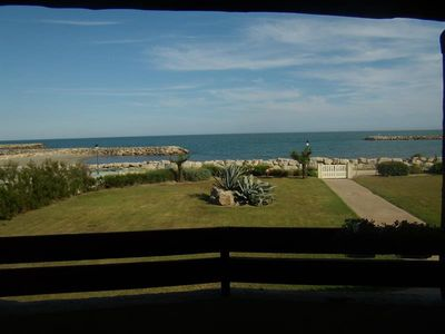 Photo for APARTMENT SEA VIEW RESIDENCE THALACCAP FOR 4 PEOPLE