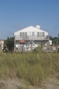Photo for Beachfront Cottage Directly on the Chesapeake Bay - Priv Beach