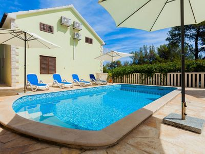 Photo for 5BR Villa Vacation Rental in Blato