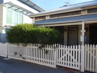 Harriett's Cottage, Adelaide City