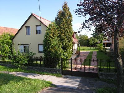 Holiday house 500 m from the beach
