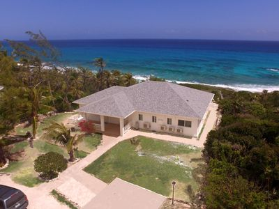 Free-3 Ocean front House in Stella Maris, Long Island.  Relax, Unwind And Enjoy