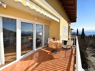 Photo for Apartment Lovranetto in Lovran - 4 persons, 1 bedrooms
