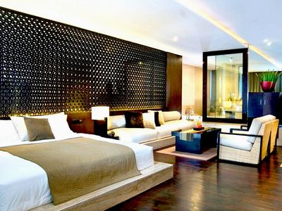 Photo for Luxe Intimate Pool Suite w/B'fast, Seminyak Beach