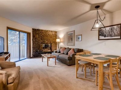Photo for Full Kitchen, living room, walk to Vail Gondola | Westwind 109