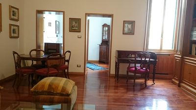Photo for SPECIAL OFFER ALWAYS St. Peter's Apartment Vatican Museums 5 minutes on foot