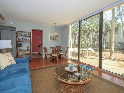 Photo for Seascape Villa 3004-Nicely furnished poolside villa - short walk to beach