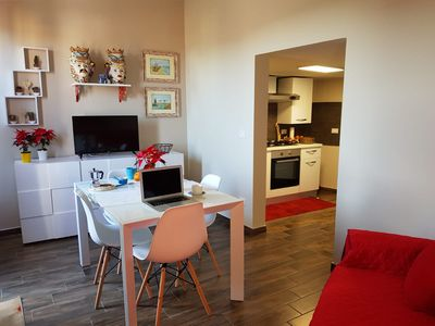 Photo for Nice newly renovated apartment in the historic center