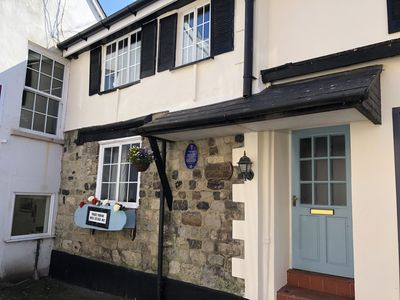 Photo for White cross cottage is a characterful  3 bedroom cottage in the heart of Seaton