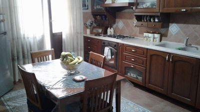 Photo for Apartment house in the historic center with all furnished and equipped comfort
