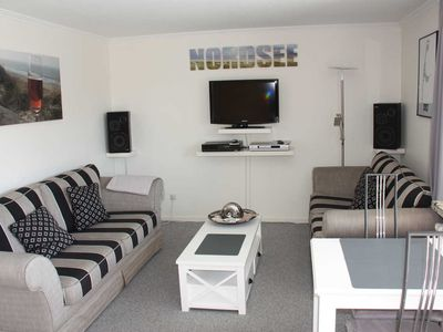 Photo for Apartment for 2 persons - Ferienwohnung seasidesylt