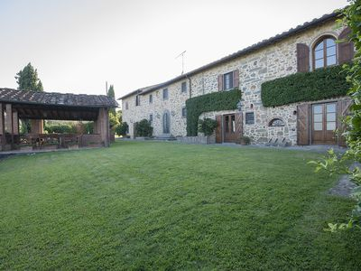 Photo for Al Colle Tuscan holiday home