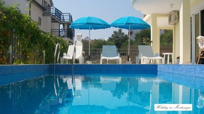 Villa Marko is Luxury 5 bedrooms apartment with private swimming pool