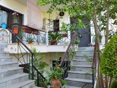 Photo for Nice & friendly three-storey house very close to the airport