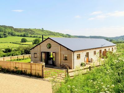 One of two barn conversions in a stunning rural setting