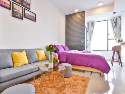 Photo for Santori home is a luxury apartment in Sai Gon Center