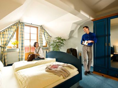 Photo for Double room lake view with breakfast - MONDI-HOLIDAY Grundlsee Lake View Hotel ****