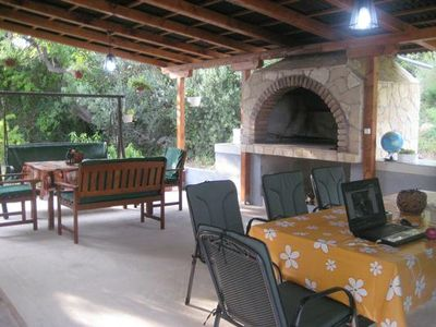 Photo for Holiday apartment Hvar for 4 - 5 persons with 2 bedrooms - Holiday apartment