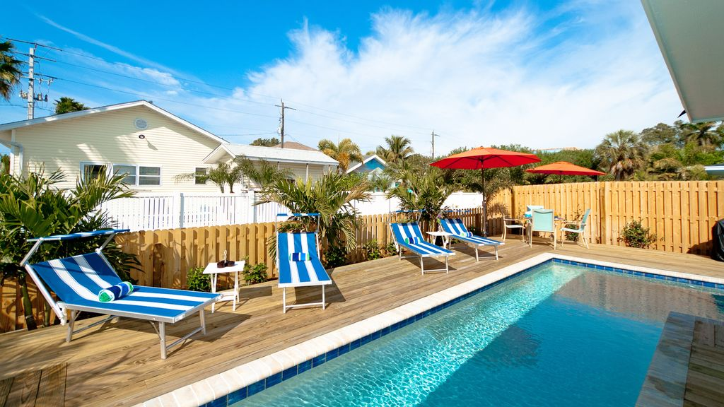 St. Barth - Walk in 2 Minutes to the Beach, Privat Heated Pool, Free WiFi, Quiet