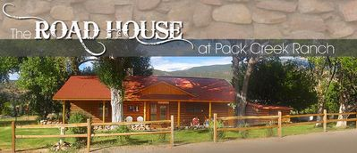 Photo for Road House At Pack Creek Ranch ~ Stunning, Updated Cabin With Mountain Views