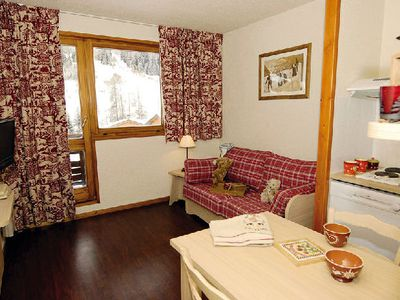 Photo for Hotel Club Val Cenis - 2 Rooms 4/5 People Comfort