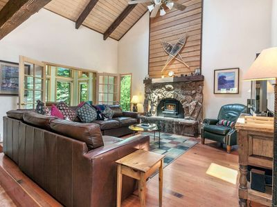 Photo for Convenient to Mtn, Easy Walk to Bus Stop, Private Hot Tub, East Vail Home, Perfect for Large Groups!