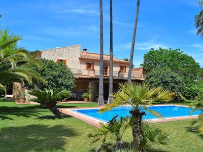 Photo for Casa Binissalem - Villa with pool ideal for families with children 106