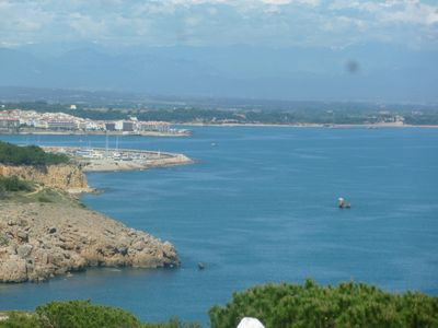 Photo for Wonderful villa in l'Escala with private swiming pool and best sea views