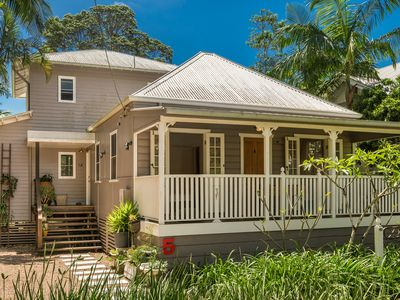 Photo for Character House in Bangalow minutes from Byron Bay