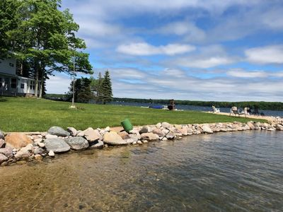 Photo for No Rest Waterfront in Interlochen-Water toys-Budget friendly