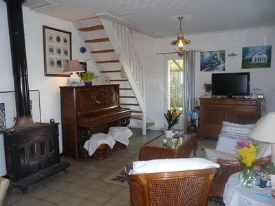 Photo for Charming Villa 'Les Chardons Bleus' 200 meters from the sea