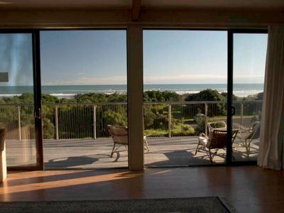 Photo for Stunning North Piha Ocean-Front House