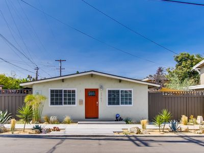 Photo for Modern Chic Bungalow Near Downtown San Diego