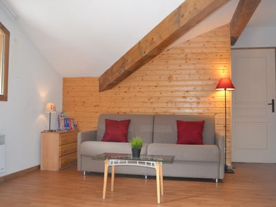 Photo for Orelle Apartment very spacious 2br 6ps - 3 Vallees/Maurienne/Vanoise