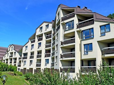 Photo for Apartment in Beatenberg with Internet, Pool, Lift, Parking (44099)