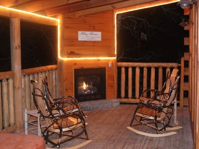 Photo for Luxury Gatlinburg Cabin, spacious, convenient to everything, full of family fun.