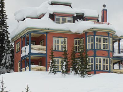 Photo for Chalet in Best Location, Ski in  Ski out , only 100 Meters to Village