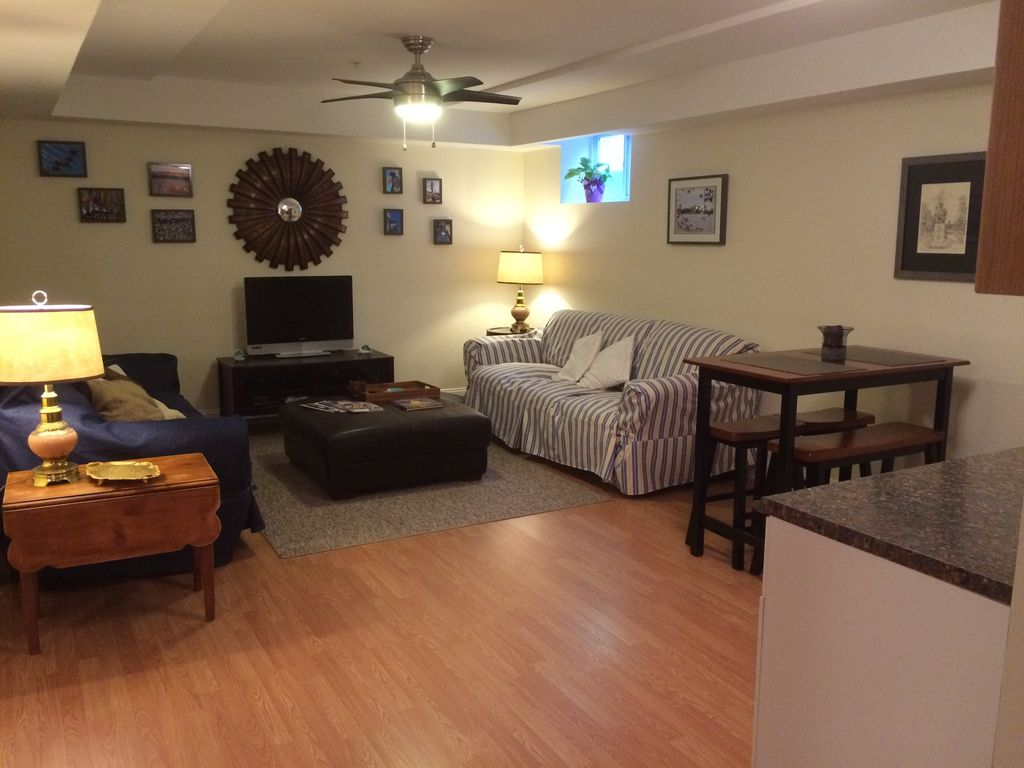 Private Newly Finished Basement Apartment Vrbo