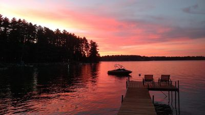 Photo for Beautiful Cottage on Prime Location On Sebago Lake!