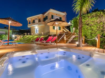 Photo for Villa Arade Riverside - Heated pool, Hot Tub, Gym, Close to Town