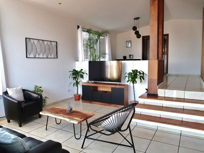 Photo for Beautiful Classic & Open House With Modern Interior - Incredible City View!
