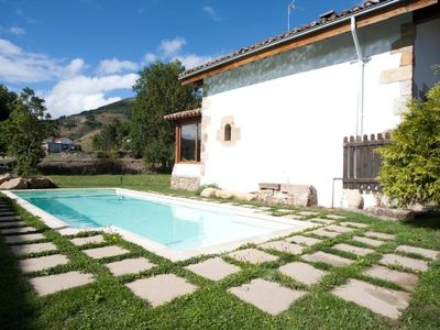 Photo for Self catering Vivienda rural La Ceña for 8 people