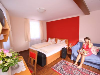 Photo for Double room B with shower and toilet - Hotel Deutscher Hof